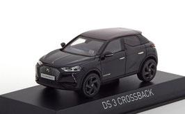 Citroën DS 3 Crossback La Premier seit 2019 schwarz / dunkelrot