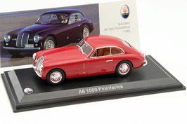 Maserati A6 1500 Coupé Pininfarina 1947-1951 dunkelrot
