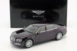 Bentley Flying Spur W12 2015 Damson rose met.