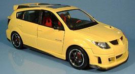 Pontiac Vibe 2002-2008 GTR gelb