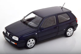 VW Golf III VR6 1991-1997 dunkelblau met.