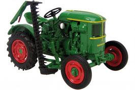 Deutz F1L 514 Traktor 1951-1956 grün / rot