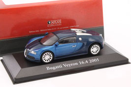 Bugatti Veyron 16.4 2005-2015 blau met.
