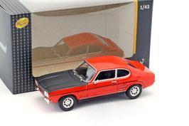 Ford Capri MK I RS 2600 Phase I 1969-1972 rot / matt-schwarz