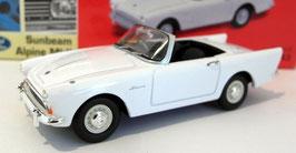 Sunbeam Alpine MK II 1960-1963 weiss