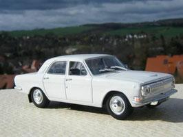 Wolga / GAZ M24 Phase I 1968-1992 weiss