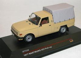 Wartburg 353 Trans Pick Up / Plane 1977 beige / grau