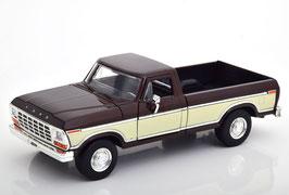 Ford F-150 Pick Up 1978-1979 dunkelbraun met. / beige