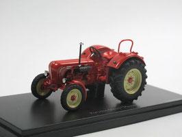 Porsche Super Traktor 1958 rot / beige