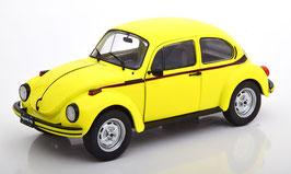 VW Käfer 1303 Sport 1972-1975 gelb / schwarz / rot