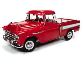 Chevrolet Cameo Pick Up 1957 rot / weiss