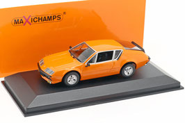 Renault Alpine A310 1976-1980 orange