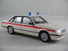 Opel Senator A2 1982-1986 Notarzt weiss