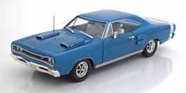 Dodge Coronet R/T 1969 blau met. / weiss
