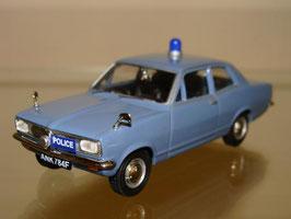 Vauxhall Viva 1966-1970 Hertfordshire Constabulary Police blaugrau