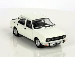 Skoda 105 Typ742 Phase I 1976-1979 weiss