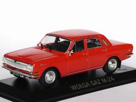 Wolga GAZ M-24 1970-1974 rot