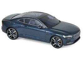 Volvo / Polestar 1 Coupé Hybrid seit 2020 Midnight blau met.