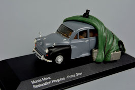 "Morris Minor 1000 1956-1971 ""Restoration Progress"" Prima Gray"