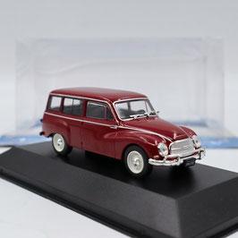 Auto Union 1000 S Combi 1962-1967 dunkelrot