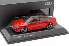 Audi RS 7 Sportback seit 2020 Tango rot / schwarz