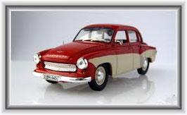 Wartburg 312 Limousine 4-Türer 1965-1967 rot / weiss