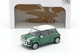 Austin Mini Cooper VII 1.3i Sport Pack 1996-2000 dunkelgrün met. / weiss