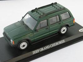Jeep Cherokee I Phase I 1984-1996 dunkel grün