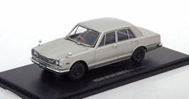 Nissan Skyline 2000 GT-R Sedan PGC-10 1969-1972 silber met.