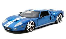 """Ford GT 2004-2006 """"Fast & Furious blau met. / weiss"""""""