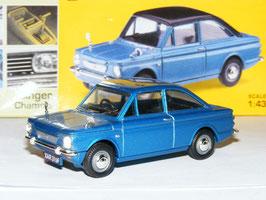 Singer Chamois 1964-1970 blau met.  1:43 von Vanguards