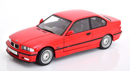 BMW M3 E36 Coupé Phase II 1995-1999 rot