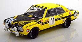 Opel Commodore A Steinmetz #11 24h Spa 1970 von Bayern / Johansson
