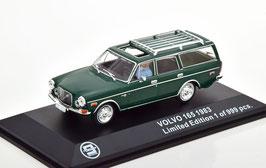 "Volvo 165 Kombi ""Nilsson"" 1972 / 1975 dunkelgrün / mit Fahrerfigur"