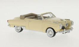 Studebaker Champion Convertible 1951 beige