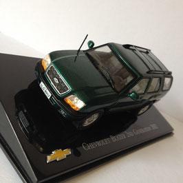"Chevrolet Blazer II ""Brasil"" 2002 dunkelgrün met."