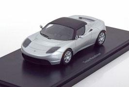 Tesla Roadster 2008-2012 silber met. / schwarz