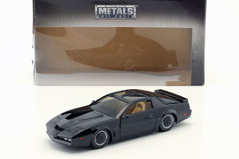 "Pontiac Firebird ""K.I.T.T. TV-Serie Knight Rider 1982-1986 schwarz"""