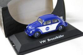 "VW Käfer ""Bretzelkäfer"" 1946-1953 ""NIVEA "" blau / weiss"
