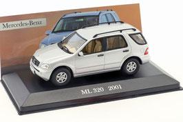 Mercedes-Benz ML 320 W163 Phase II 2001-2005 silber met.