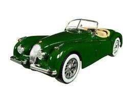 Jaguar XK 120 Roadster 1948-1954 dunkelgrün