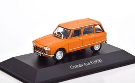 Citroën Ami 8 Break 1978 orange
