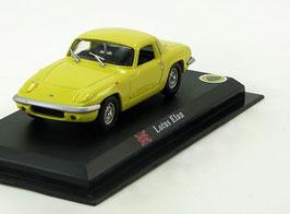 Lotus Elan Coupé 1965-1975 hellgelb