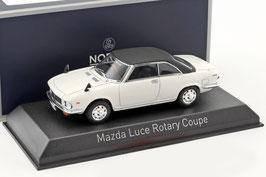 Mazda Luce Rotary Hardtop-Coupé 1969-1972 weiss / schwarz