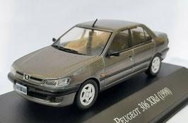 Peugeot 306 XRd Limousine Phase II 1997-2001 grau met.