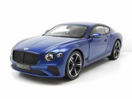 Bentley Continental GT III seit 2018 Sequin blau met.