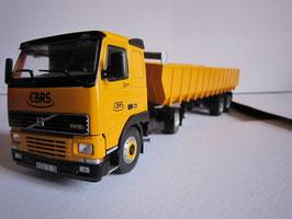 "Volvo FH12 LKW 1993-2002 Muldenkipper ""CBRS"" orange"