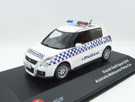 Suzuki Swift Sport 2005-2010 Australia Melbourne Police