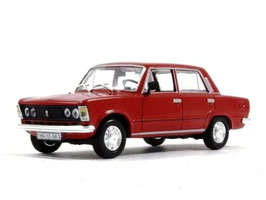 Fiat 125P Limousine Phase III 1975-1982 rot