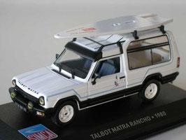Talbot Matra Rancho Surf 1980 weiss
